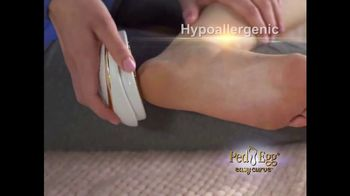 PedEgg Easy Curve TV Spot, 'Beautiful Feet' - 9 commercial airings