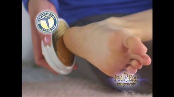 PedEgg Easy Curve TV Spot, 'Beautiful Feet' - Thumbnail 6