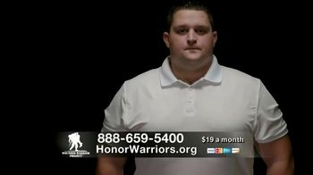 Wounded Warrior Project TV Spot, 'Chain Reaction' Featuring Thomas Gibson - Thumbnail 9