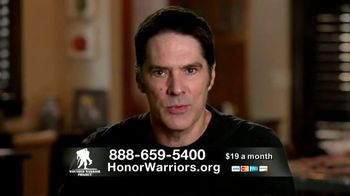 Wounded Warrior Project TV Spot, \'Chain Reaction\' Featuring Thomas Gibson