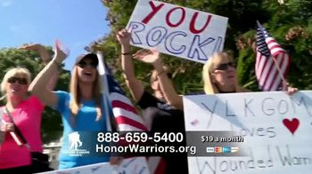 Wounded Warrior Project TV Spot, 'Chain Reaction' Featuring Thomas Gibson - Thumbnail 7
