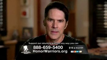 Wounded Warrior Project TV Spot, 'Chain Reaction' Featuring Thomas Gibson - Thumbnail 8
