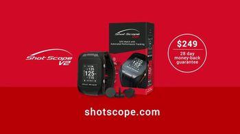 Shot Scope V2 TV Spot, 'Tour-Level Statistics' - Thumbnail 6