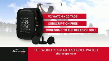 Shot Scope V2 TV Spot, 'Tour-Level Statistics' - Thumbnail 5