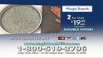Magic Touch Pillow TV Spot, 'Vibrating Massage Pillow' - Thumbnail 10