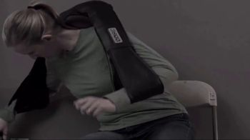 Magic Touch Pillow TV Spot, 'Vibrating Massage Pillow' - Thumbnail 4