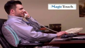 Magic Touch Pillow TV Spot, 'Vibrating Massage Pillow' - Thumbnail 5
