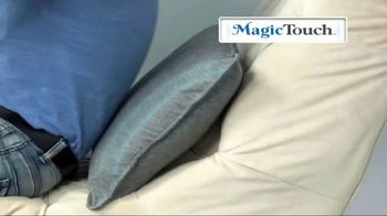 Magic Touch Pillow TV Spot, 'Vibrating Massage Pillow' - Thumbnail 6