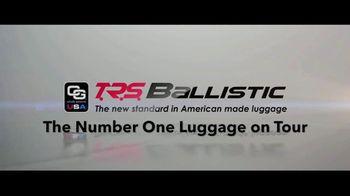 TRS Ballistic Luggage TV Spot, 'Travel Like a Tour Player' - Thumbnail 6