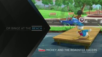 XFINITY On Demand Stream App TV Spot, 'Vacation' - Thumbnail 7