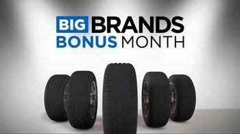 National Tire & Battery Big Brands Bonus Month TV Spot, 'Mail-In Rebate' - Thumbnail 2