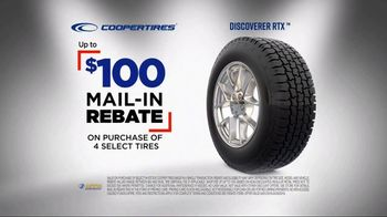 National Tire & Battery Big Brands Bonus Month TV Spot, 'Mail-In Rebate' - Thumbnail 5