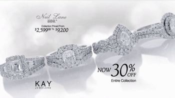 Kay Jewelers TV Spot, 'Like They Used To: Neil Lane Bridal: Save 30%' - Thumbnail 6
