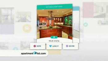 Apartment List TV Spot, 'Exactly What You Want' - Thumbnail 7