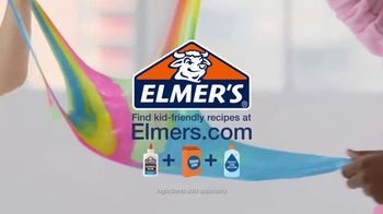 Elmer's TV Spot, 'Kid-Friendly Slime' - Thumbnail 9