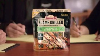 Johnsonville Flame Grilled Chicken TV Spot, 'I'd Cross Any Road' - Thumbnail 1