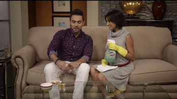 Clorox Clean-Up Cleaner + Bleach TV Spot, 'Telemundo: mesa' [Spanish] - Thumbnail 5