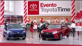 Evento Toyota Time TV Spot, 'Nueva oportunidad' [Spanish] [T2] - Thumbnail 1