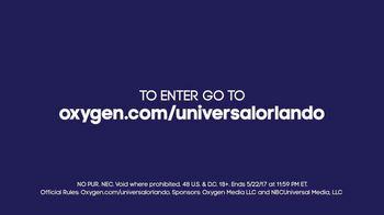 Oxygen Universal Orlando Volcano Bay Sweepstakes TV Spot, 'Thrills' - Thumbnail 10