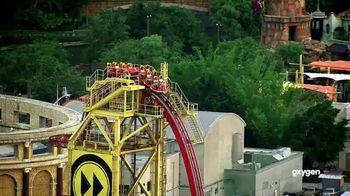 Oxygen Universal Orlando Volcano Bay Sweepstakes TV Spot, 'Thrills' - Thumbnail 2