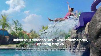 Oxygen Universal Orlando Volcano Bay Sweepstakes TV Spot, 'Thrills' - Thumbnail 7