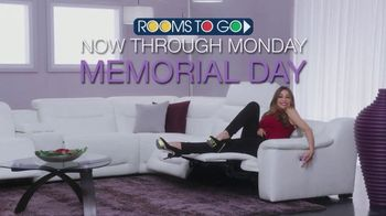 Rooms to Go TV Spot, 'Sofia Vergara Collection: Exclusive' - 1 commercial airings