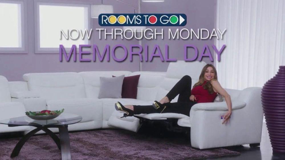 Rooms To Go Tv Commercial Sofia Vergara Collection Exclusive