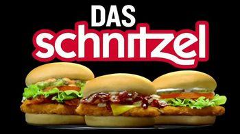 Wienerschnitzel Chicken Schnitzel TV Spot, 'The Schnitzel Has Arrived' - 4 commercial airings