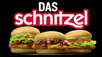 Wienerschnitzel Chicken Schnitzel TV Spot, 'The Schnitzel Has Arrived' - 4 commercial airings
