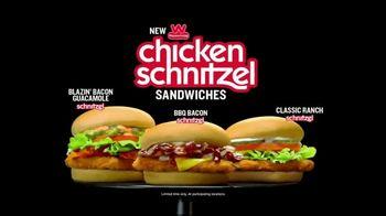 Wienerschnitzel Chicken Schnitzel TV Spot, 'The Schnitzel Has Arrived' - Thumbnail 9