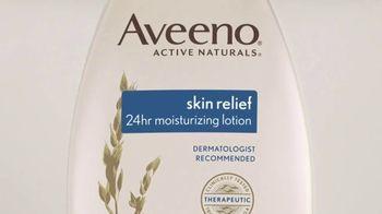Aveeno Skin Relief TV Spot, 'Softens & Smooths' Ft. Renee Elise Goldsberry - Thumbnail 3