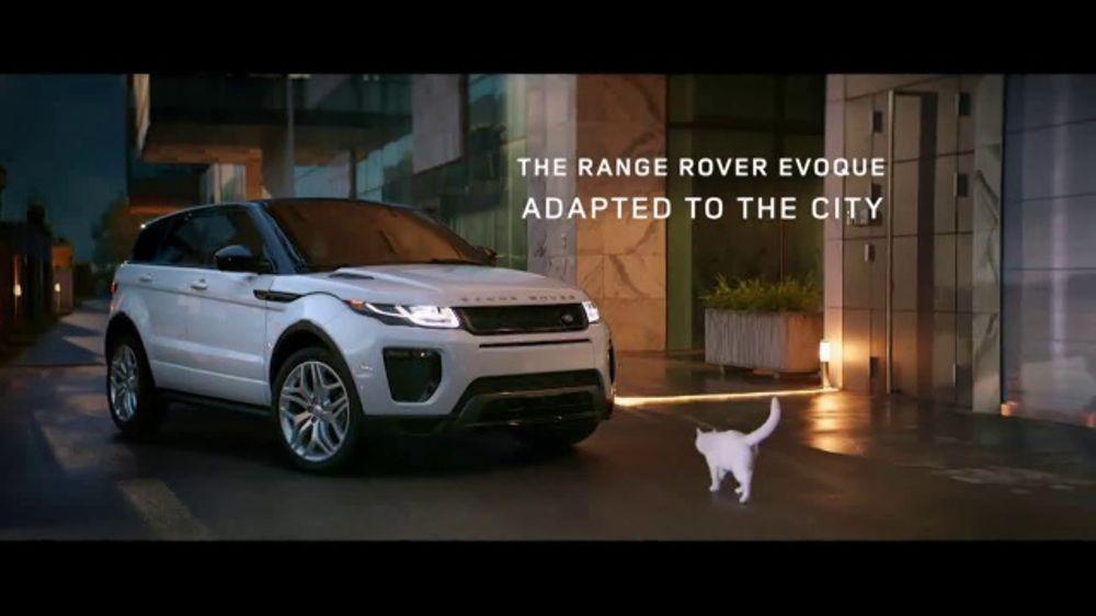 2017 Range Rover Evoque Tv Commercial Jungle T2