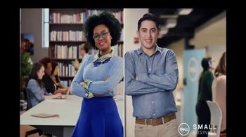 Dell Small Business Month TV Spot, \'Rakia and Her Tech Advisor\'