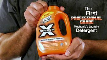 Fast Orange Grease X TV Spot, 'Professional Dirt'