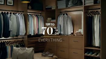 JoS. A. Bank Super Tuesday Sale TV Spot, 'Suits, Shirts and Clearance' - Thumbnail 4