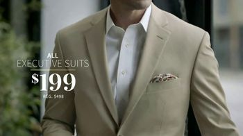 JoS. A. Bank Super Tuesday Sale TV Spot, 'Suits, Shirts and Clearance' - Thumbnail 5