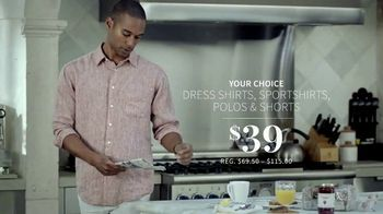 JoS. A. Bank Super Tuesday Sale TV Spot, 'Suits, Shirts and Clearance' - Thumbnail 7