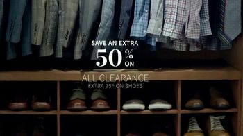 JoS. A. Bank Super Tuesday Sale TV Spot, 'Suits, Shirts and Clearance' - Thumbnail 8