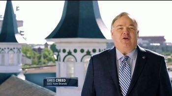 Yum! Brands TV Spot, 'Kentucky Derby Presenting Sponsor' - Thumbnail 2