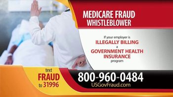 Gold Shield Group TV Spot, \'Medicare Fraud Whistleblower\'