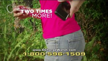 E-Charge Wallet TV Spot, 'On the Go' - Thumbnail 3