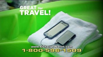 E-Charge Wallet TV Spot, 'On the Go' - Thumbnail 7