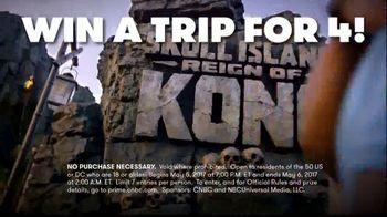 CNBC Universal Orlando Sweepstakes TV Spot, 'Trip for Four' - Thumbnail 3