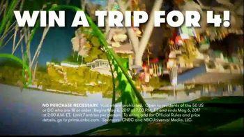 CNBC Universal Orlando Sweepstakes TV Spot, 'Trip for Four' - Thumbnail 4