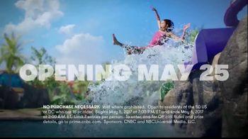 CNBC Universal Orlando Sweepstakes TV Spot, 'Trip for Four' - Thumbnail 5