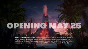 CNBC Universal Orlando Sweepstakes TV Spot, 'Trip for Four' - Thumbnail 6