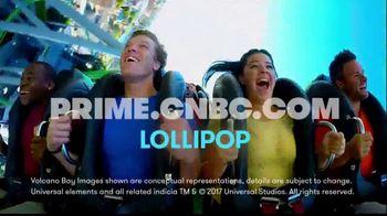 CNBC Universal Orlando Sweepstakes TV Spot, 'Trip for Four' - Thumbnail 7