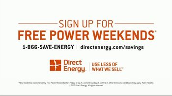 Direct Energy TV Spot, 'Group Hug: Free Power Weekends' - Thumbnail 9
