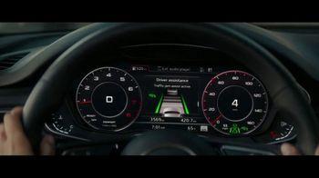 Audi A4 TV Spot, 'Traffic Jam Assist' - Thumbnail 4
