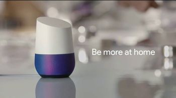 Google Home TV Spot, 'Teaspoon' - Thumbnail 7